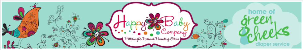 Happy Baby Company | Home of Green Cheeks Diaper Service